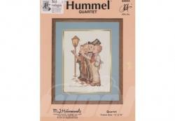 Hummelstickpackung: Quartett