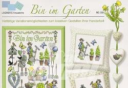 Bin im Garten 1