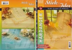 Stick -  Idee: Hardanger 10