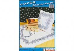 Gerstenkornstickvorlage Hofer 952058