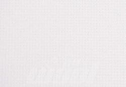 Aidastoff: wollweiß , 55 Kästchen auf 10 cm